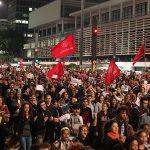 O fascismo vermelho está nas ruas