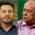 Danilo Gentili aciona a justiça contra o jornalista petista José Trajano