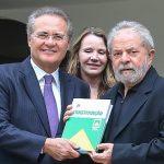 O partido de Renan Calheiros é o PT