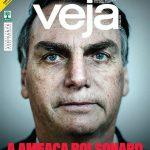 Revista Veja, obrigado por odiar Jair Bolsonaro