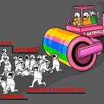O que mais a militância gayzista quer?