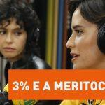 Atrizes de 3%, série brasileira da Netflix, admitem militância esquerdista da trama