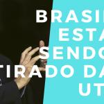 Para Augusto Heleno, Brasil está sendo tirado da UTI